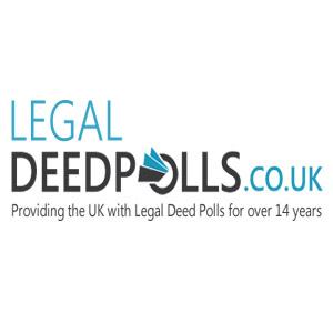 Legal Deedpolls
